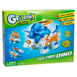 GreeneX Connects to the Environment - Eco-Three Dino