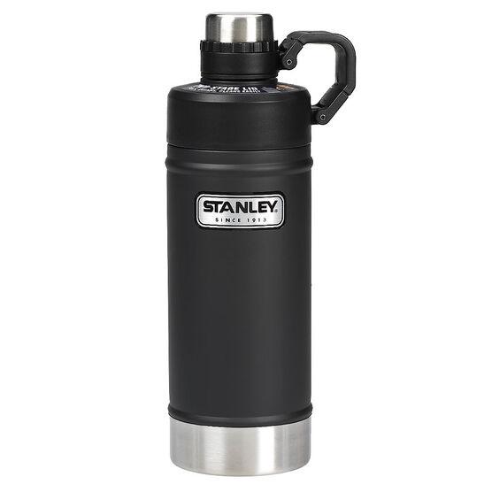 Stanley Vacuum Water Bottle - Black - 532ml