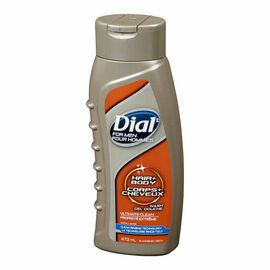 Dial for Men Hair + Body Wash - Ultimate Clean - 473ml