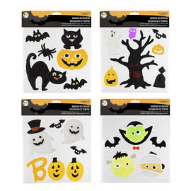 Danson Jelly Window Cling Sets - Assorted