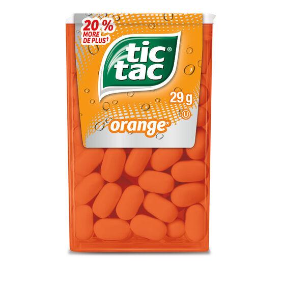Tic Tac - Orange - 29g