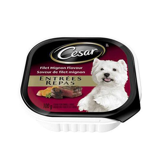 Pedigree Cesar Dog Food - Filet Mignon - 100g