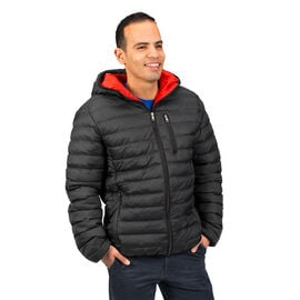 Tokyo laundry Men's Puffer Jacket - Assorted