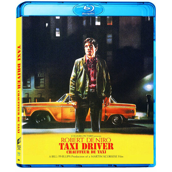Taxi Driver: 40th Anniversary Edition - Blu-ray