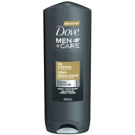 Dove Men +Care Oil Control Micro Moisture Body + Face Wash - 400ml