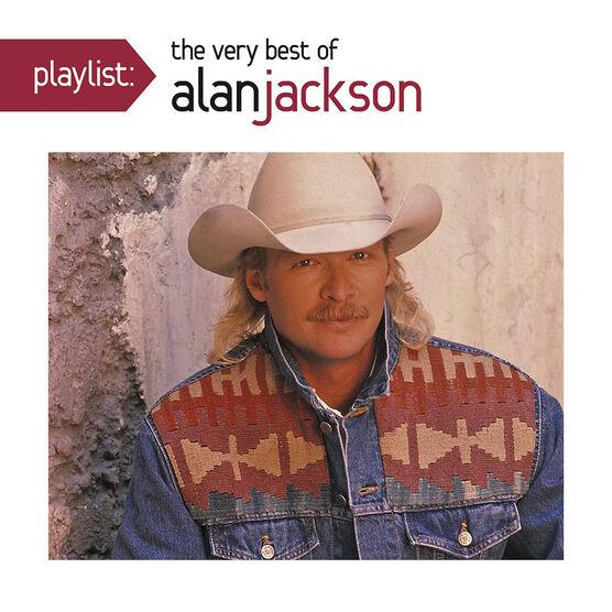 Alan Jackson - Playlist: The Very Best of Alan Jackson - CD