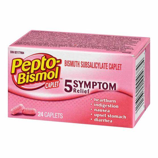 Pepto-Bismol Caplets - 24's