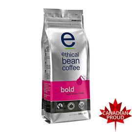 Ethical Bean Coffee - Bold - Whole Bean - 340g