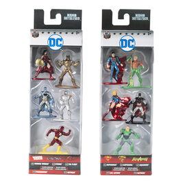 DC Comics Nano Steel Figures - Assorted - 5 pack