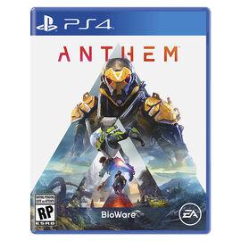 PRE ORDER: PS4 Anthem