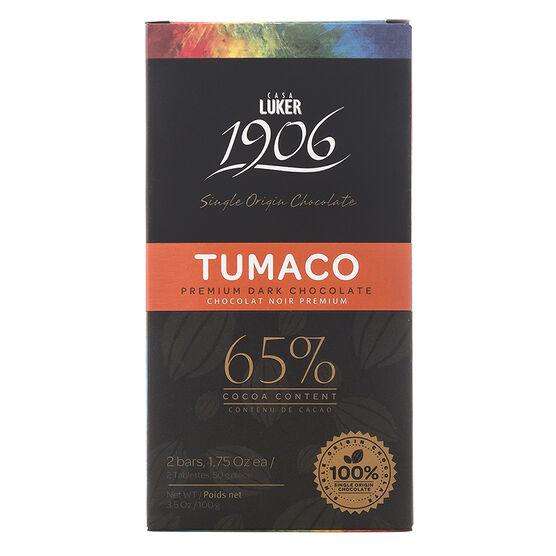 Casa Luker 1906 Dark Chocolate - Tumaco - 100g