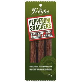 Freybe Pepperoni Snackers - Smokin' Hot - 125g