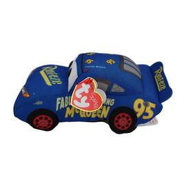 TY Beanie Baby - Cars 3 - Fabulous McQueen - Blue