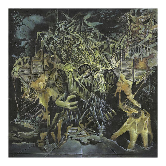 King Gizzard and the Lizard Wizard - Murder of the Universe - CD