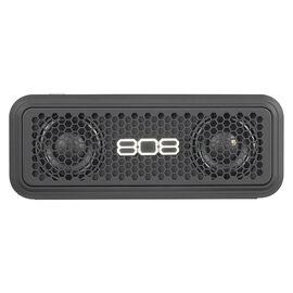 808 XS Stereo Bluetooth Speaker - Black - SP260BKPP
