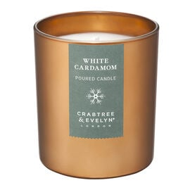 Crabtree & Evelyn White Cardamom Poured Candle - 200g
