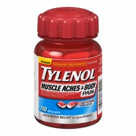 Tylenol* Muscle Aches & Pain - 110's