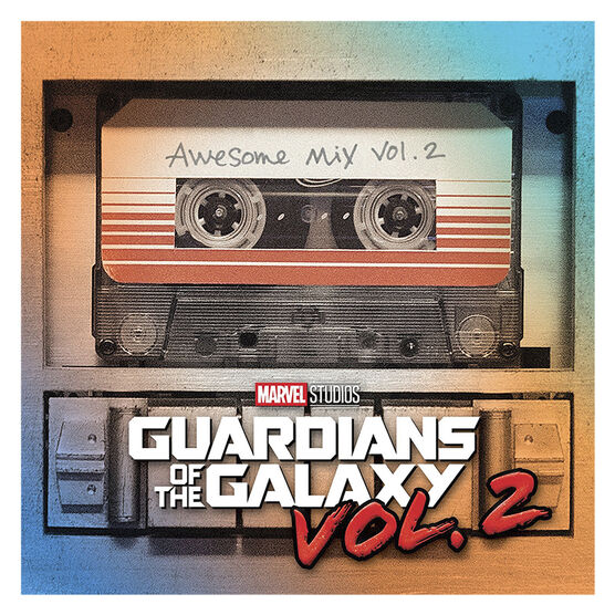 Soundtrack: Guardians of the Galaxy: Vol. 2 - Cassette Tape