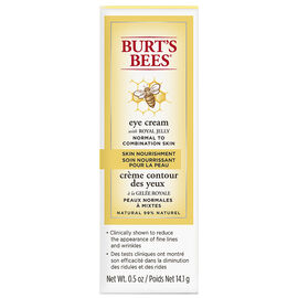 Burt's Bees Skin Nourishment Eye Cream - 14.1g