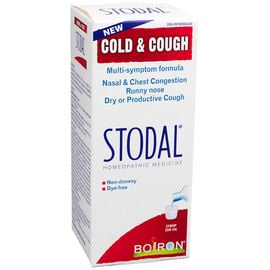 Boiron Stodal Cough & Cold Syrup - 200ml