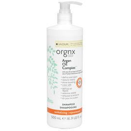 LaCoupe Orgnx Argan Oil Complex Shampoo - Revitalizing - 500ml