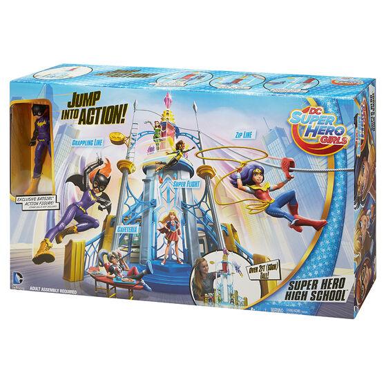DC Super Hero Playset
