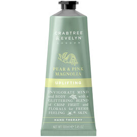 Crabtree & Evelyn Pear & Pink Magnolia Uplifting Hand Therapy - 100g