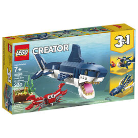 LEGO® Creator 3in1 - Deep Sea Creatures - 31088