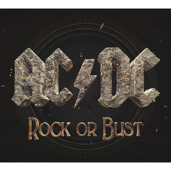 AC/DC - Rock or Bust - CD