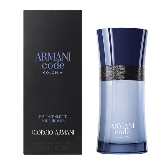 Armani Code Colonia Eau de Toilette - 50ml