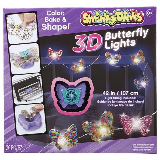 Alex Shrinky Butterfly Lights