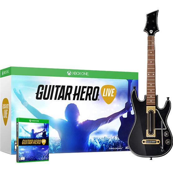 Xbox One: Guitar Hero Live Bundle | London Drugs