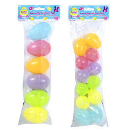 Glow in the Dark Easter Eggs - Assorted