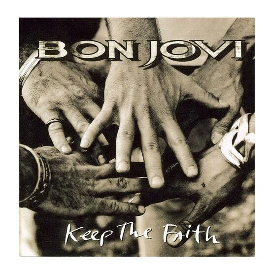 Bon Jovi - Keep The Faith - Vinyl