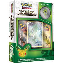 Pokemon Mythical Collection - Celebi - Assorted