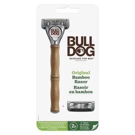 Bulldog Skincare for Men Original Bamboo Razor