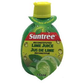 Suntree Lime Juice - 133ml