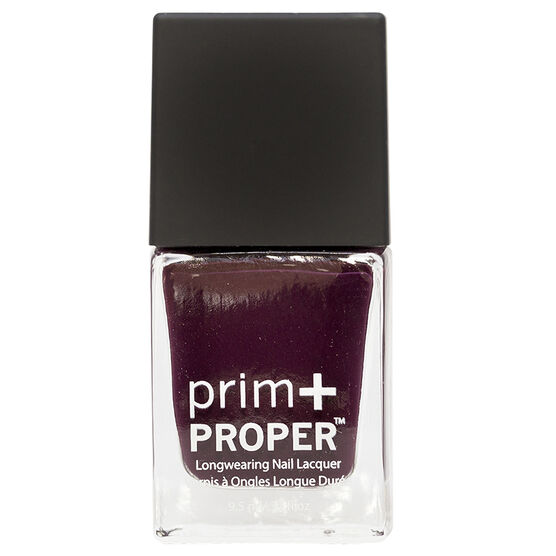 Prim + Proper Nail Lacquer - Bloody Freezing