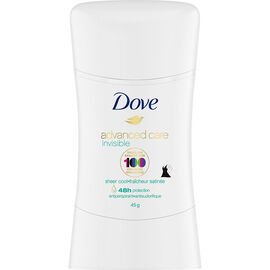 Dove Advanced Care Invisible Antiperspirant - Sheer Cool - 45g