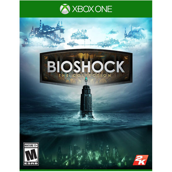 Xbox One BioShock: The Collection
