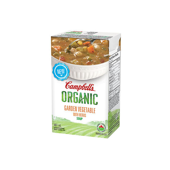 Campbell's Garden Vegetable Soup - 461ml