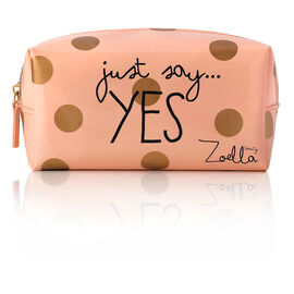 Zoella Beauty Just Say Yes Beauty Bag