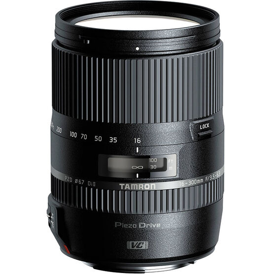 Tamron 16-300mm VC PZD Lens for Nikon - 104B016NII