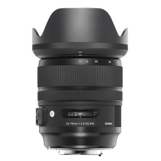 Sigma A 24-70mm F2.8 DG HSM OS Lens for Canon - AOS2470DGC