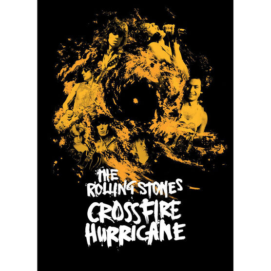 The Rolling Stones - Crossfire Hurricane - DVD
