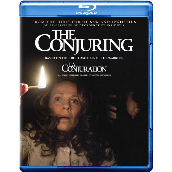 The Conjuring - Blu-ray + DVD + Ultraviolet Digital Copy