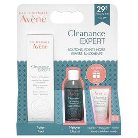 Avene Cleanance Expert Set - 3 piece
