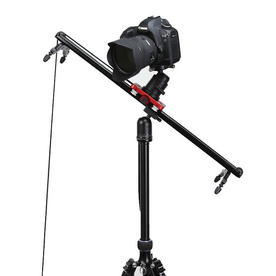 "Kamerar 47"" Video Slider Mark II - Black - SLD-470 Mark II"