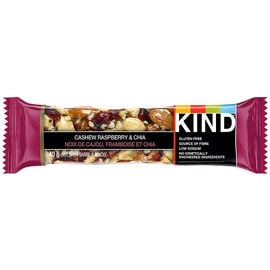 Kind Bar - Cashew Raspberry & Chia - 40g