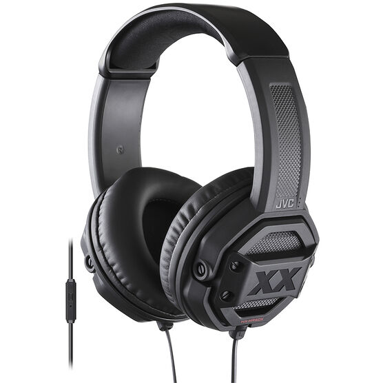 JVC XX Over Ear Headphones - Black - HAMR60X